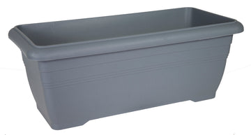 Linea Jardiniere Pebble Grey  L80W38H31
