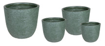 Utah Egg Pot Cypress Wash S4 D25/45H25/43