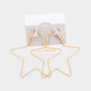 Star City Earrings