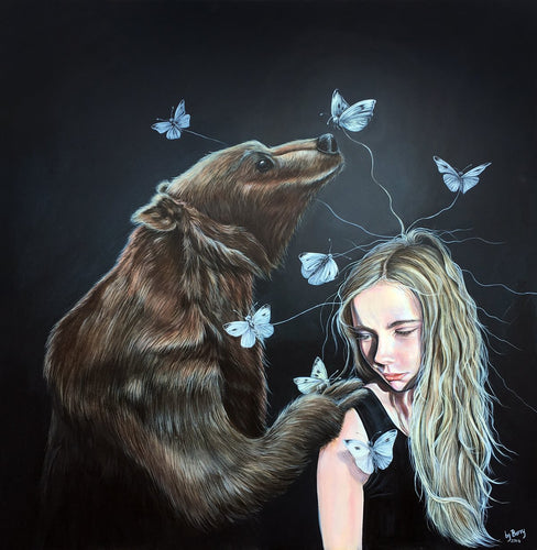 Beauty and the bear