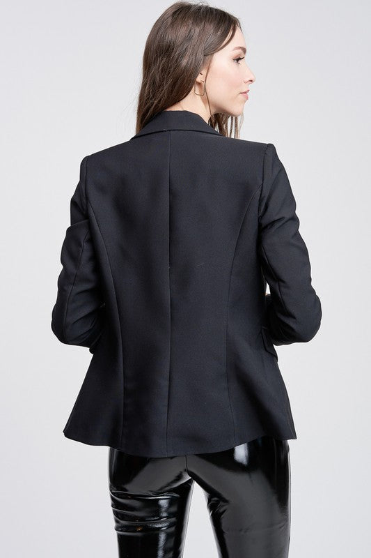 jacket - EYE ON FASHION BOUTIQUE
