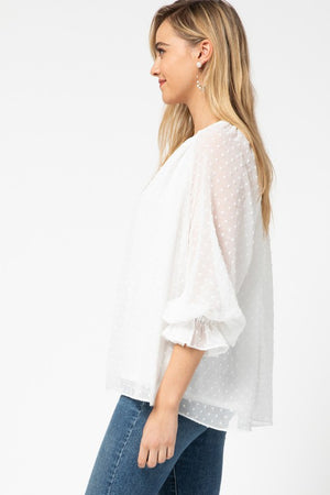 blouse - EYE ON FASHION BOUTIQUE