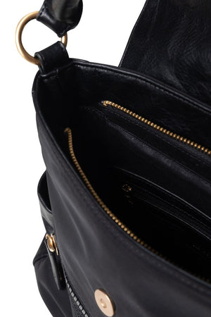 TRAPEZE BLACK BACKPACK