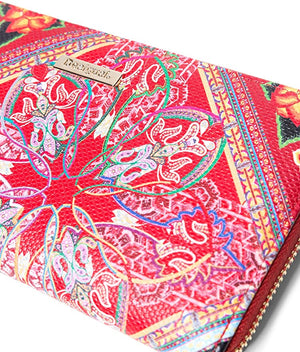 FOLKLORE LARGE WALLET