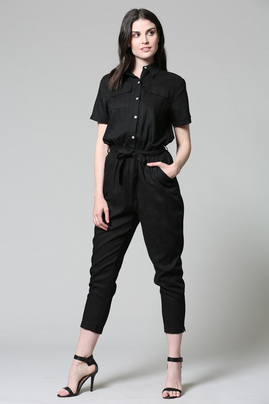 jumpsuit - EYE ON FASHION BOUTIQUE