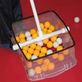 BABO Table Tennis Multi-ball Picker (200 Ping Pong Ball Capacity)