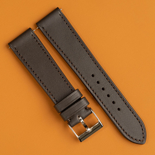 Brown Calf watch strap