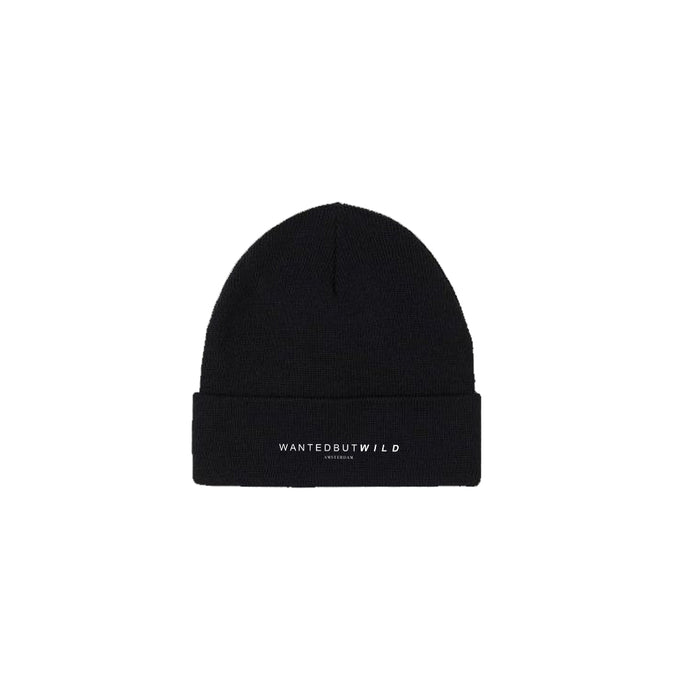 Ultimate Black Beanie | UB06