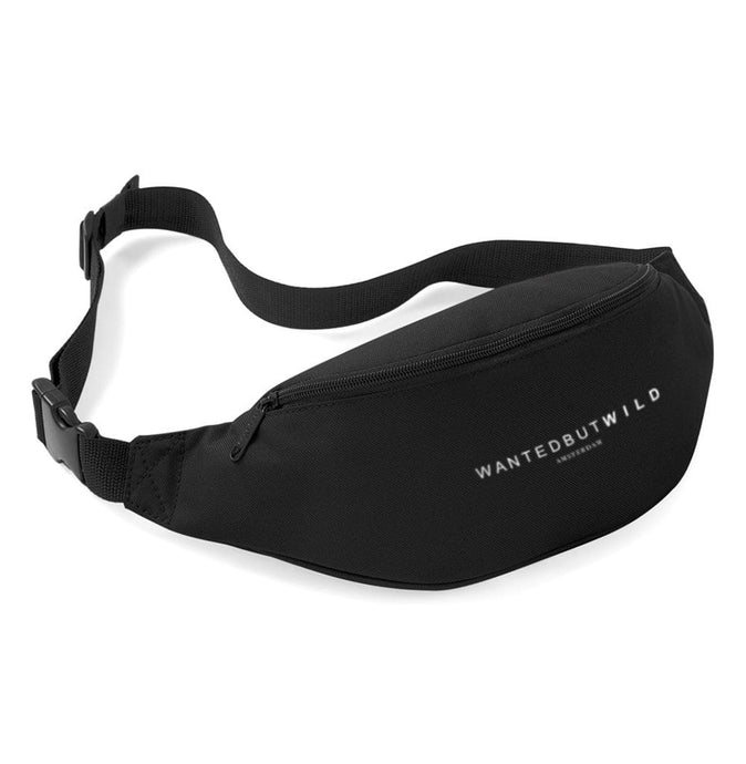Ultimate Black Fanny Pack | UB05