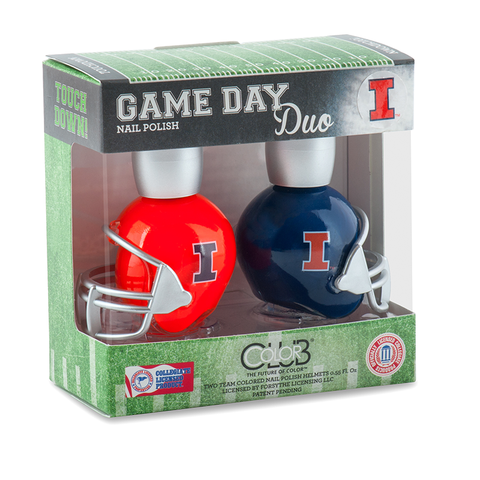 ILLINOIS Game Day Duo