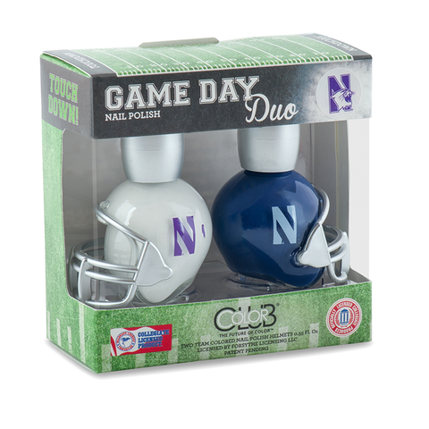 NORTHWESTERN Game Day Duo