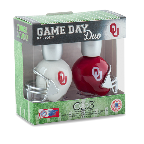 OKLAHOMA Game Day Duo
