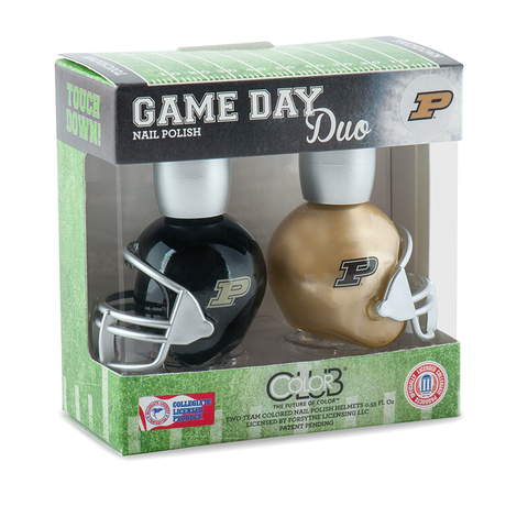 PURDUE Game Day Duo