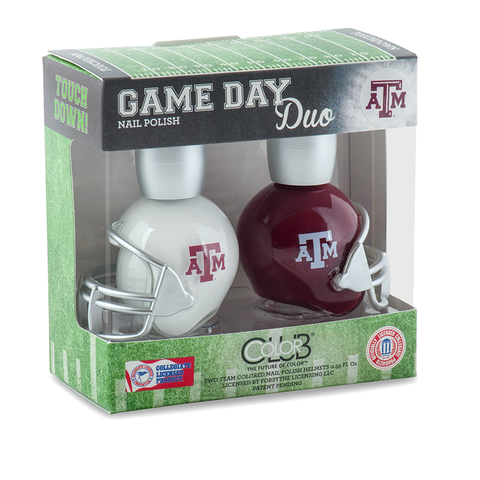 TEXAS A&M Game Day Duo