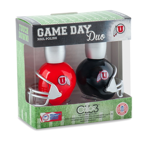 UTAH Game Day Duo