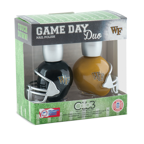 WAKE FOREST Game Day Duo