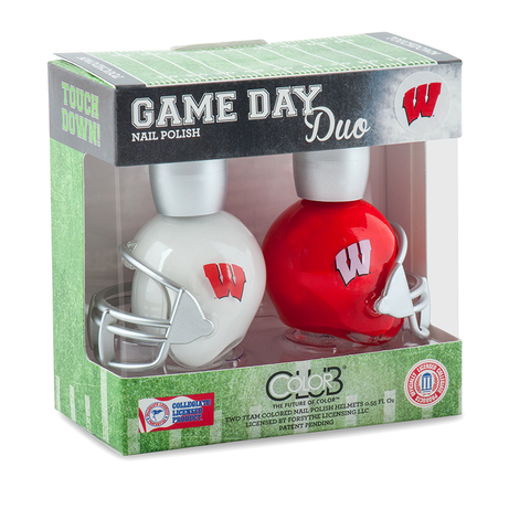 WISCONSIN Game Day Duo
