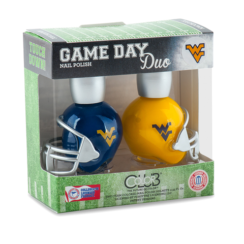 WEST VIRGINIA Game Day Duo