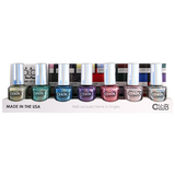 7 Piece Halo Hues Holographic Nail Kit