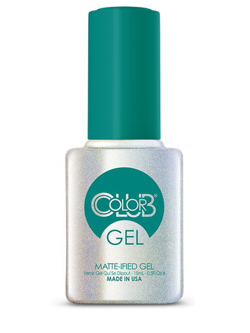 Matte-ified Gel Top Coat