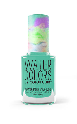 Just Dew It (Water Colors 18-Free Formula)