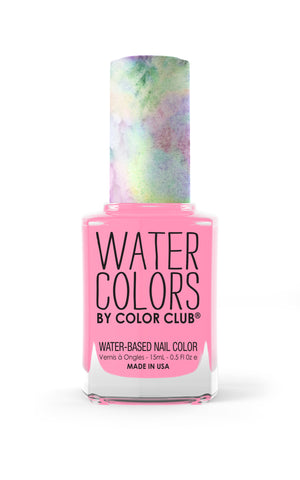 Wave Goodbye (Water Colors 18-Free Formula)