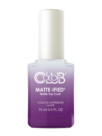 Matte-ified Matte Top Coat