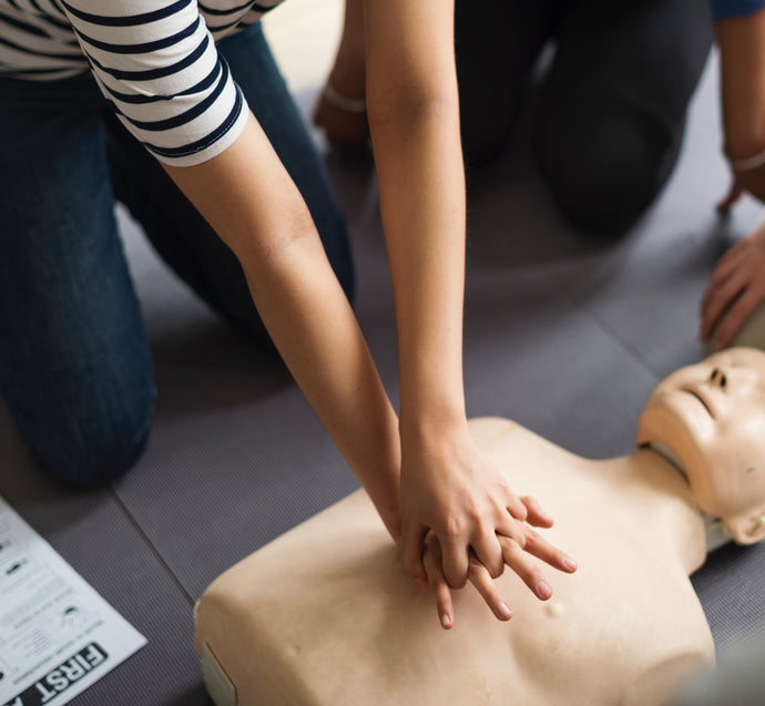 Emergency First Aid with CPR/AED Level A, C or BLS