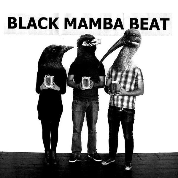 Black Mamba Beat | Black Mamba Beat (Italy VG+)
