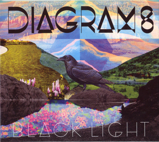 Diagrams | Black Light (UK VG+)