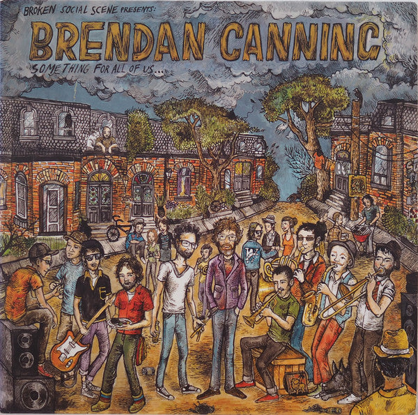 Brendan Canning | Something For All OF Us... (UK VG+)