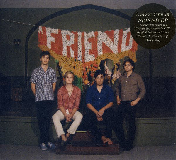 Grizzly Bear | Friend EP