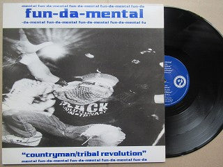 Fun Da Mental Countryman | Tribal Revolution ( UK VG )