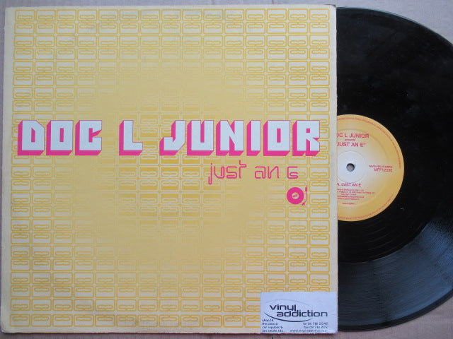 Doc L Junior | Just An E ( UK VG )