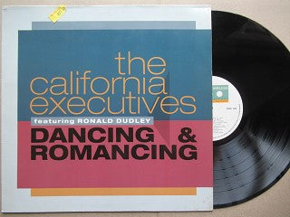 The California Executives Featuring Ronald Dudley | Dancing And Romancing ( UK VG+ )