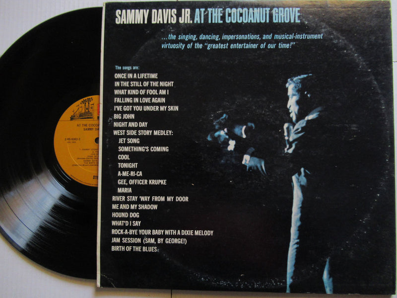 Sammy Davis JR | At The Cocoanut Grove (USA VG+)