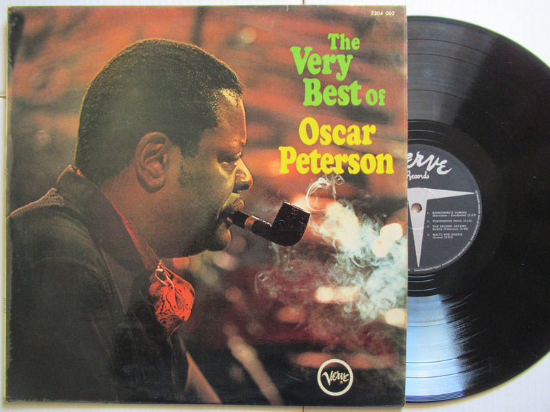 Oscar Peterson | The Very Best Of Oscar Peterson (RSA VG+)