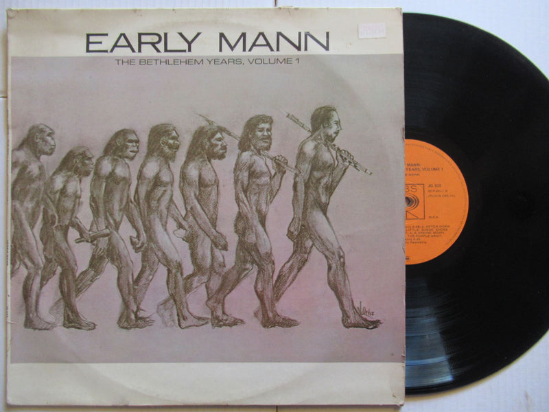 Herbie Mann | Early Mann-  The Bethlehem Years, Volume 1 (RSA VG)