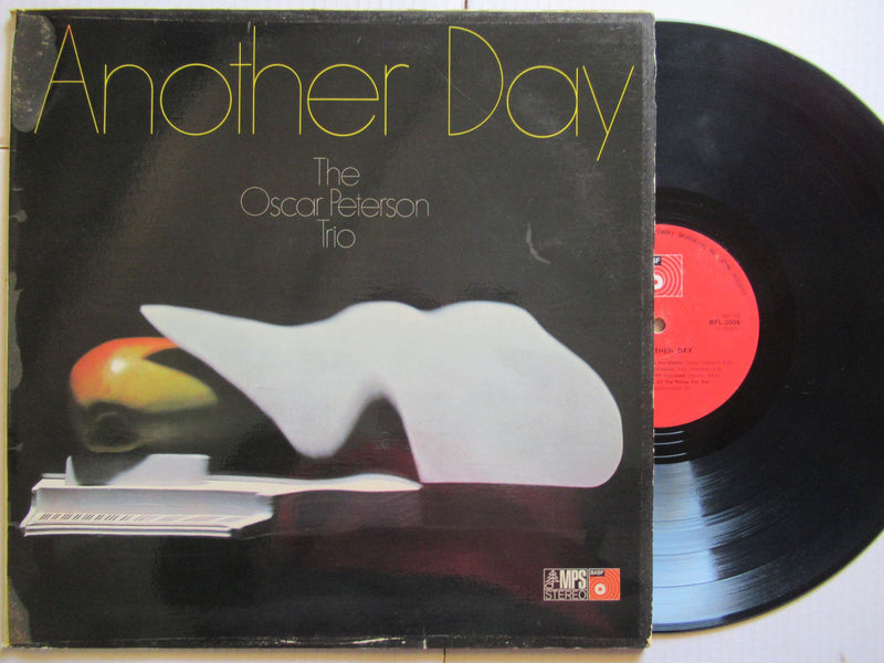 The Oscar Peterson Trio | Another Day (RSA VG)
