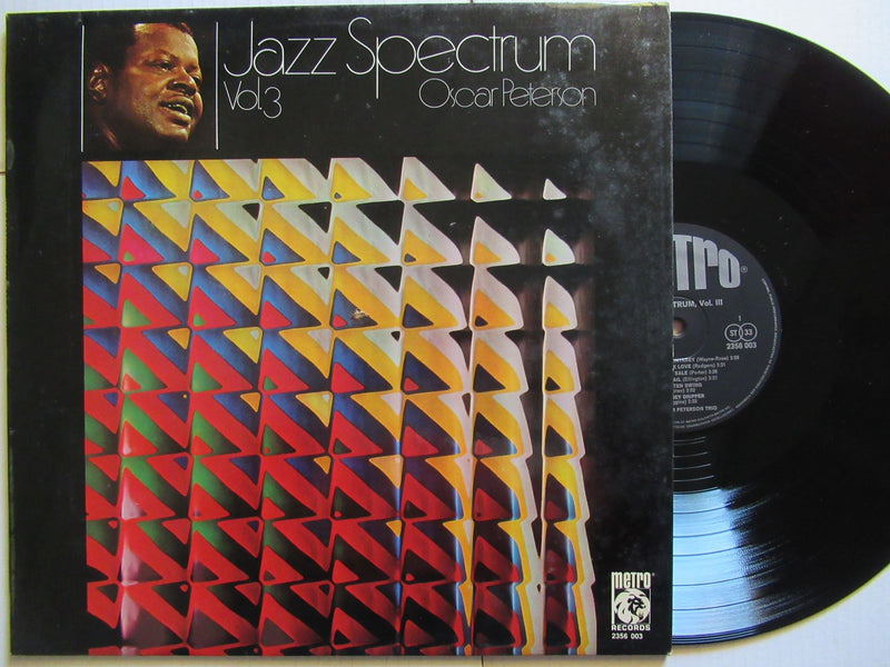 Oscar Peterson | Jazz Spectrum Vol. 3 (Germany VG+)