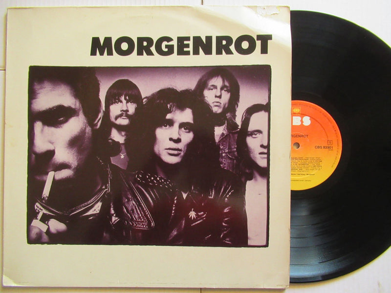 Morgenrot | Morgenrot (Germany VG+)