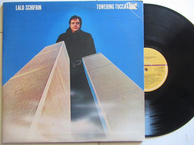Lalo Schifrin | Towering Toccata (RSA VG-)