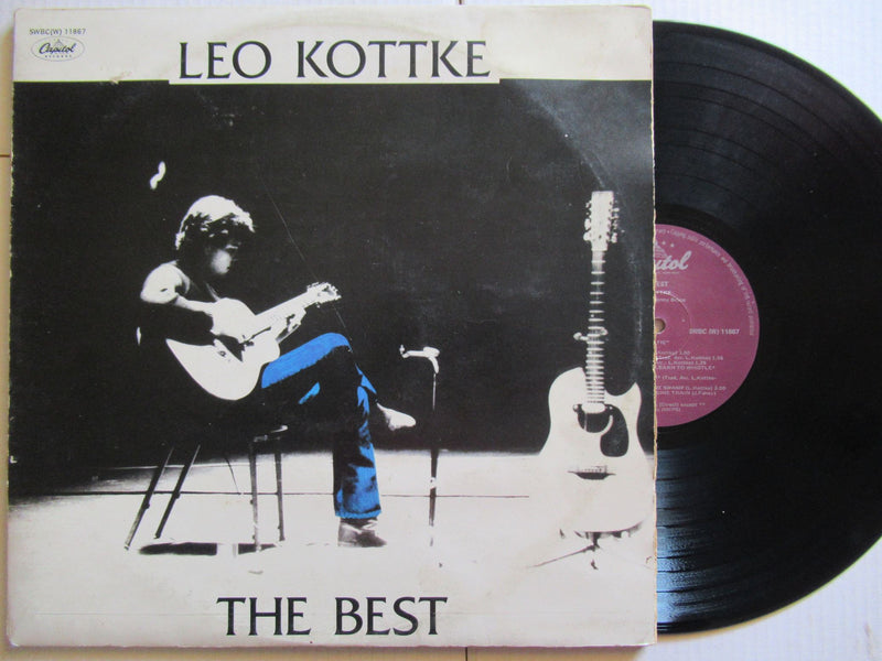 Leo Kottke | The Best (RSA VG)
