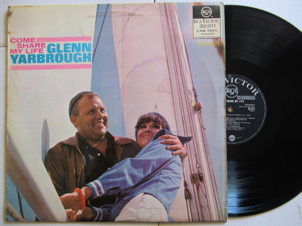 Glenn Yarbrough | Come Share My Life (RSA VG)