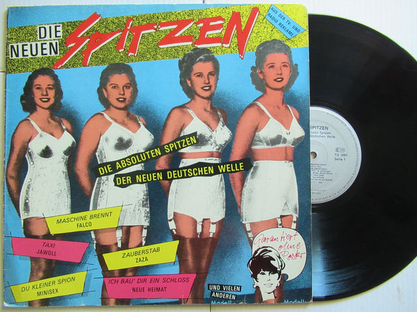 Various Artists | Die Neuen Spitzen (Germany VG+)