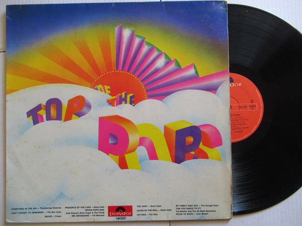 Various Artists | Top Of The Pops (Germany VG)