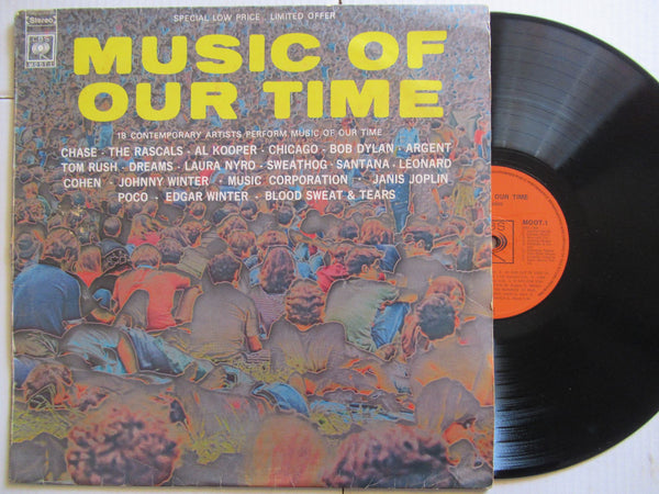 Various Artists | Music Of Our Time (RSA VG)