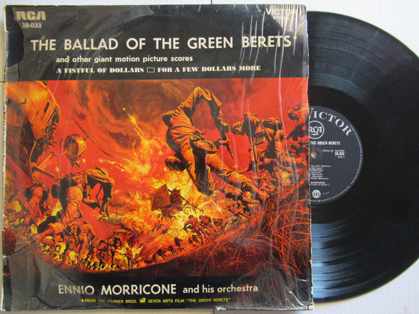 Ennio Morricone | The Ballad Of The Green Berets (RSA VG-)