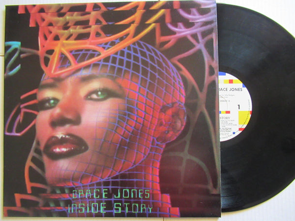 Grace Jones | Inside Story (RSA VG+)