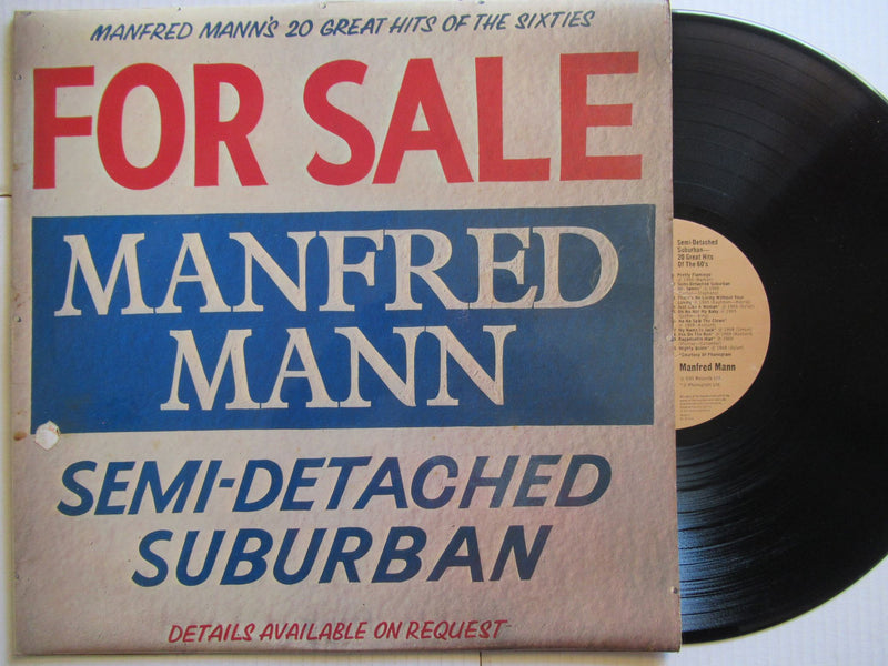 Manfred Mann | Semi Detached Suburban | 20 Greatest Hits Of The Sixties (UK VG)